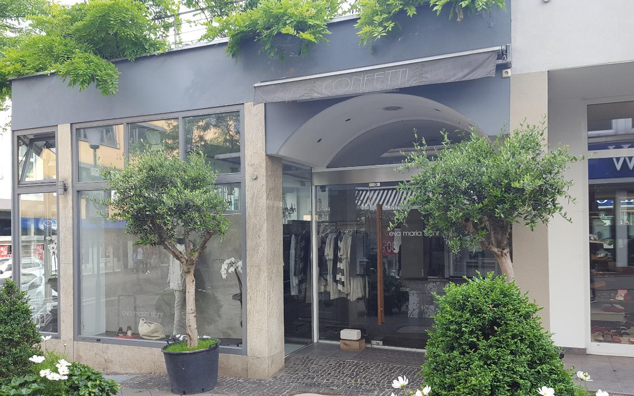 Confetti - Eva Maria Stöhr - Der Store im Quartier Wilhelmsstraße