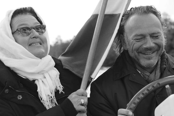 Annette Görtz zu Besuch in Kassel
