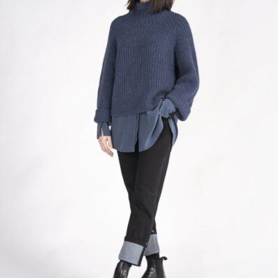 blouse SALT-jumper BLAME-pants XAVI 29161-06