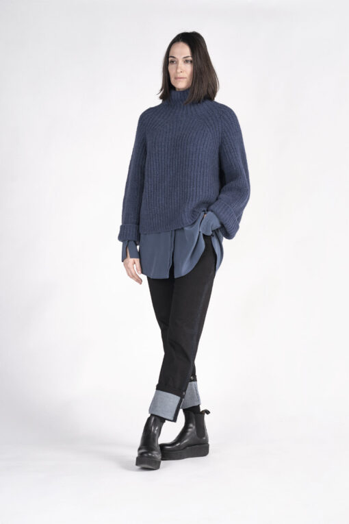 blouse SALT-jumper BLAME-pants XAVI 29161-06