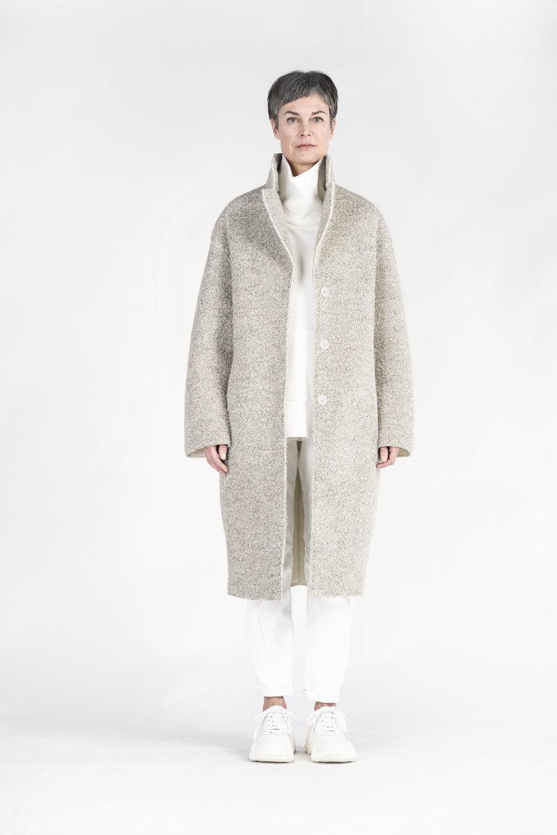 coat BONDO-sweater PAO-pants WAVE