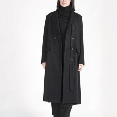 coat EL-shirt OSAKA-pants ELA