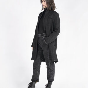 coat ILY-jumper EAN-pants SOLIN -belt NAPPA