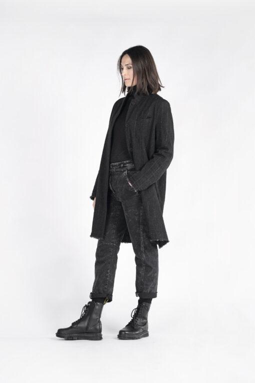 coat ILY-jumper EAN-pants SOLIN -belt NAPPA