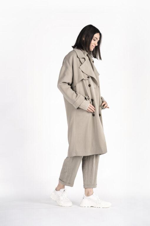 coat ONES-jumper ATOS-pants LAOS