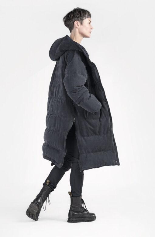 coat UTAM-dress FAME-pants FLAVI