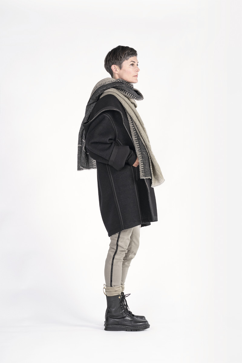 jacket MONDO-pants ZEN 1- socks CO-scarf FERRO