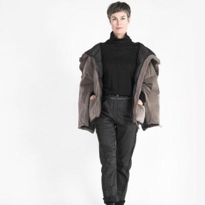 jacket UTA-shirt OSAKA-pants XAM-belt NAPPA