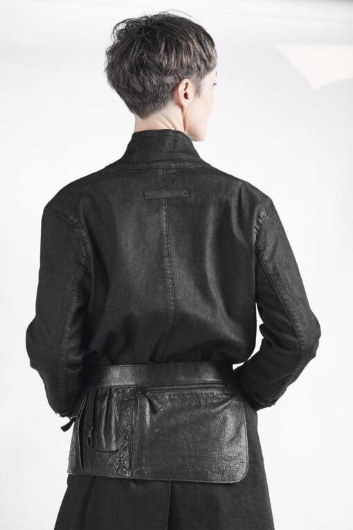 jacket XANDY-belt bag REED
