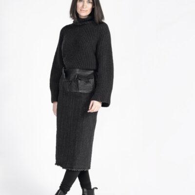 jumper BLAME-belt bag REED-skirt ILANA-socks CO